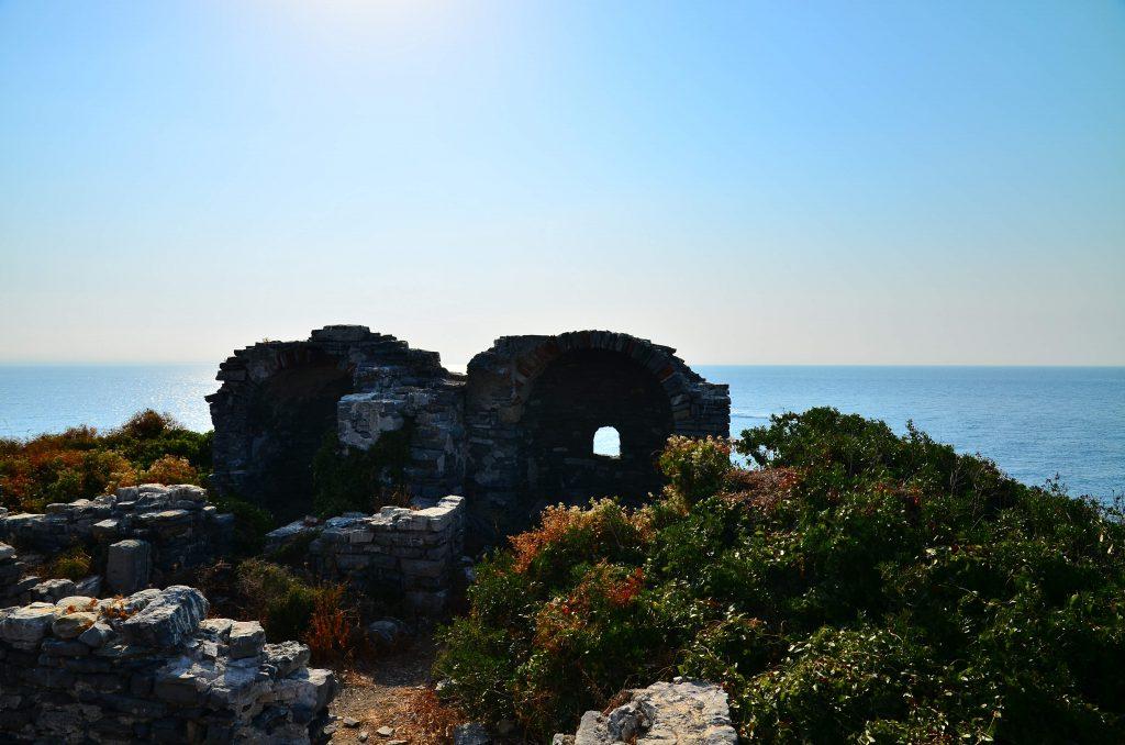 monastero isola del tinetto