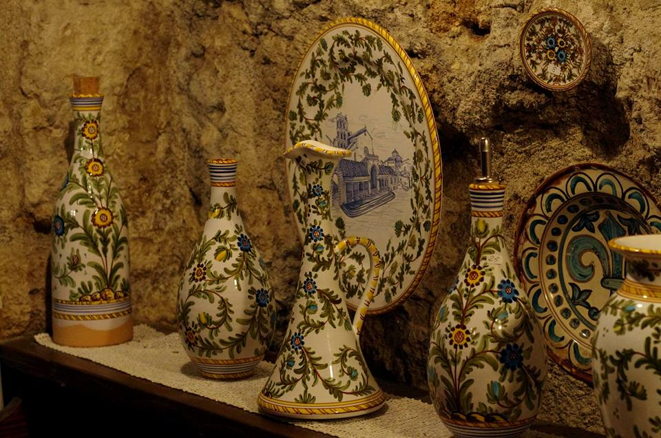 Area Ceramica Civita Castellana.Civita Castellana La Nostra Italia